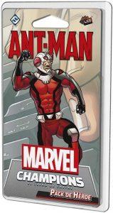 Pack de héroe de Ant-man de Marvel Champions El Juego de Cartas