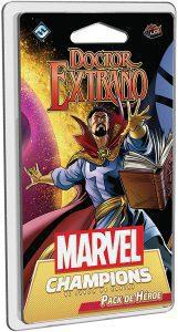 Pack de héroe de Doctor Strange de Marvel Champions El Juego de Cartas