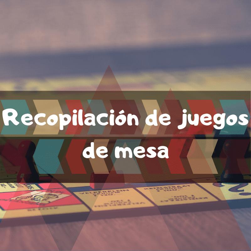 Recopilación de Juegos de mesa de Amazon individuales
