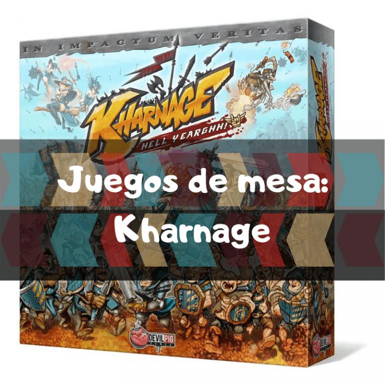 Comprar Kharnage