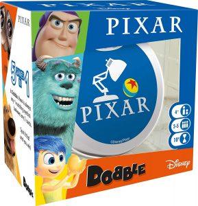Dobble de Pixar - Juegos de mesa de Dobble - Los mejores juegos de mesa de cartas de Dobble