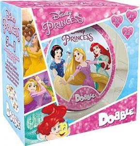 Dobble de Princesas - Juegos de mesa de Dobble - Los mejores juegos de mesa de cartas de Dobble