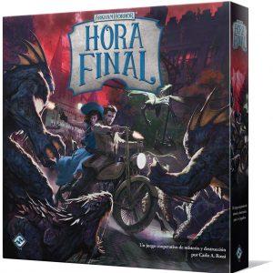 Juego de mesa de Arkham Horror de Fantasy Flight Games Hora Final - Los mejores juegos de mesa de cartas de Arkham Horro - Juego de mesa de cartas