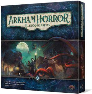 Juego de mesa de Arkham Horror de Fantasy Flight Games - Los mejores juegos de mesa de cartas de Arkham Horro - Juego de mesa de cartas