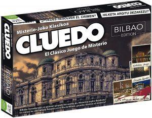 Juego de mesa de Cluedo Bilbao de Hasbro - Los mejores juegos de mesa del Cluedo - Juego de mesa de misterio de Cluedo