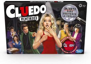 Juego de mesa de Cluedo Mentiroso de Hasbro - Los mejores juegos de mesa del Cluedo - Juego de mesa de misterio de Cluedo