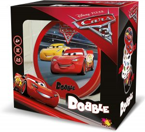 Juego de mesa de Dobble Frozen II - Los mejores juegos de mesa del Dobble