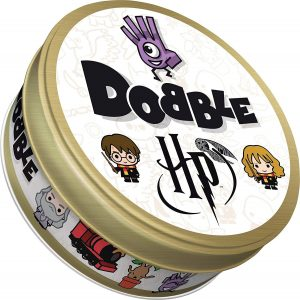 Juego de mesa de Dobble Harry Potter Italia - Los mejores juegos de mesa del Dobble