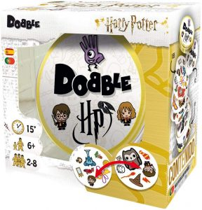Juego de mesa de Dobble Harry Potter - Los mejores juegos de mesa del Dobble