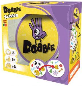 Juego de mesa de Dobble clásico - Los mejores juegos de mesa del Dobble