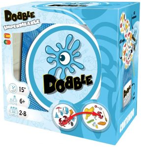 Juego de mesa de Dobble impermeable - Los mejores juegos de mesa del Dobble
