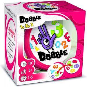 Juego de mesa de Dobble números - Los mejores juegos de mesa del Dobble