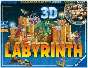 Juego de mesa de Laberinto 3D - Juego de mesa de Labyrinth 3D - Los mejores juegos de mesa del Laberinto - Labyrinth