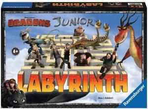 Juego de mesa de Laberinto Como entrenar a tu dragon - Juego de mesa de Labyrinth Como entrenar a tu dragon - Los mejores juegos de mesa del Laberinto - Labyrinth