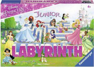 Juego de mesa de Laberinto Disney Princesas - Juego de mesa de Labyrinth Disney Princesas - Los mejores juegos de mesa del Laberinto - Labyrinth