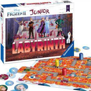 Juego de mesa de Laberinto Frozen - Juego de mesa de Labyrinth Frozen - Los mejores juegos de mesa del Laberinto - Labyrinth