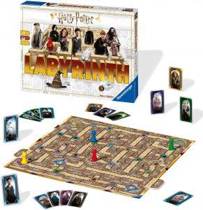 Juego de mesa de Laberinto Harry Potter - Juego de mesa de Labyrinth Harry Potter - Los mejores juegos de mesa del Laberinto - Labyrinth