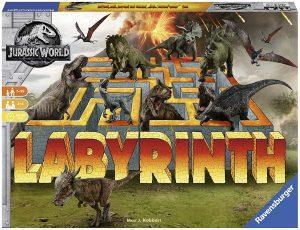 Juego de mesa de Laberinto Jurassic World - Juego de mesa de Labyrinth Jurassic World - Los mejores juegos de mesa del Laberinto - Labyrinth