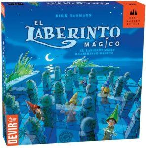Juego de mesa de Laberinto Mágico - Juego de mesa de Labyrinth Mágico - Los mejores juegos de mesa del Laberinto - Labyrinth