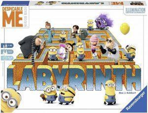 Juego de mesa de Laberinto Minions - Juego de mesa de Labyrinth Minions - Los mejores juegos de mesa del Laberinto - Labyrinth