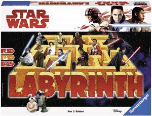 Juego de mesa de Laberinto Star Wars 2 - Juego de mesa de Labyrinth Star Wars - Los mejores juegos de mesa del Laberinto - Labyrinth