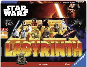 Juego de mesa de Laberinto Star Wars - Juego de mesa de Labyrinth Star Wars - Los mejores juegos de mesa del Laberinto - Labyrinth