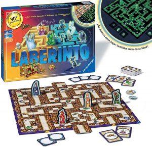 Juego de mesa de Laberinto clásico oscuridad - Los mejores juegos de mesa del Laberinto - Labyrinth