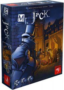 Juego de mesa de Sherlock Holmes de Mr. Jack de Asmodee - Los mejores juegos de mesa de Sherlock Holmes
