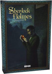 Juego de mesa de Sherlock Holmes de Queens Park de Edge - Los mejores juegos de mesa de Sherlock Holmes