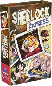 Juego de mesa de Sherlock Holmes de Sherlock Express de Blue Orange - Los mejores juegos de mesa de Sherlock Holmes
