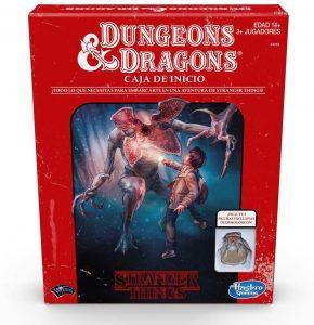 Juego de mesa de Stranger Things de Dragones y Mazmorras de Stranger Things de Hasbro - Los mejores juegos de mesa de Stranger Things