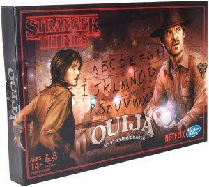 Juego de mesa de Stranger Things de Ouija en ingles - Los mejores juegos de mesa de Stranger Things