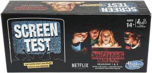 Juego de mesa de Stranger Things de Stranger Things Screen Test 2 - Los mejores juegos de mesa de Stranger Things
