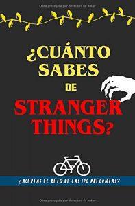 Juego de mesa de Stranger Things de libro de cuanto sabes de Stranger Things - Los mejores juegos de mesa de Stranger Things