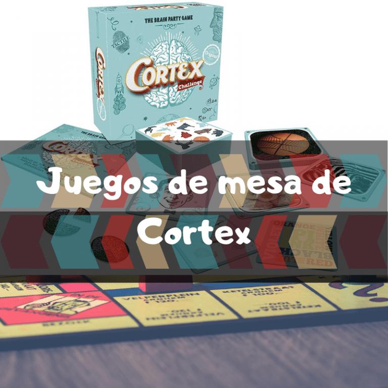 Los mejores juegos de mesa de Cortex Challenge