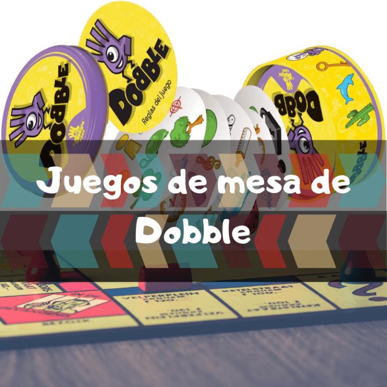 Los mejores juegos de mesa de Dobble