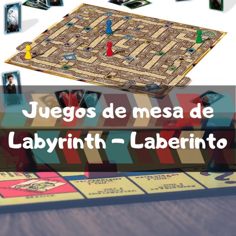 Los mejores juegos de mesa de Labyrinth – Laberinto