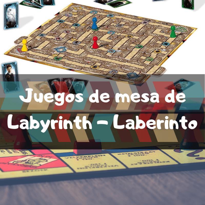 Juegos de mesa de Labyrinth - Los mejores juegos de mesa de Laberinto