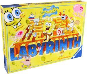 Laberinto de Bob Esponja - Juegos de mesa de Labyrinth - Los mejores juegos de mesa de Labyrinth