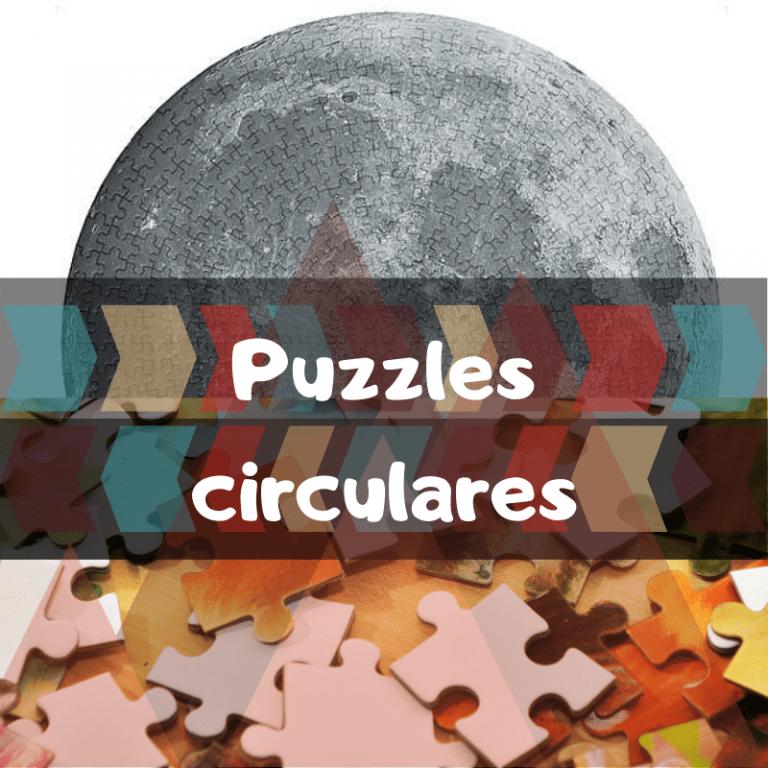 Lee más sobre el artículo Los mejores puzzles circulares redondos