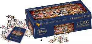 Los mejores puzzles de 10000 piezas o más - Puzzle del Concierto de Disney de 13200 piezas de Clementoni