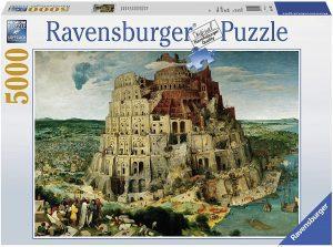 Los mejores puzzles de 5000 piezas - Puzzle de La Torre de Babel de 5000 piezas de Ravensburger