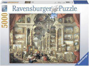 Los mejores puzzles de 5000 piezas - Puzzle de Vistas de Roma de 5000 piezas de Ravensburger