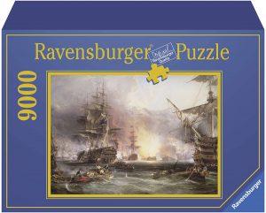Los mejores puzzles de 9000 piezas - Puzzle de Bombardeos de Argel de 9000 piezas de Ravensburger