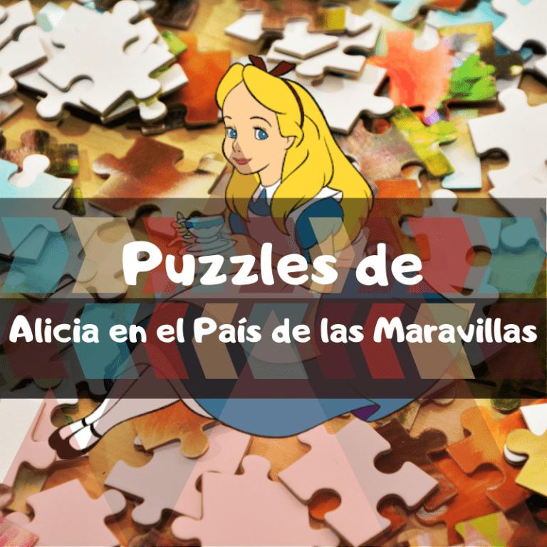 Lee más sobre el artículo Los mejores puzzles de Alicia en el País de las Maravillas