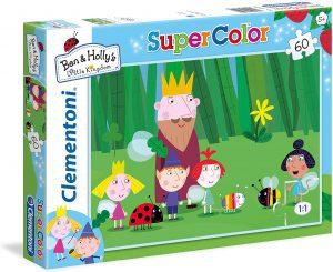 Los mejores puzzles de Ben y Holly - Ben & Holly - Puzzle de Ben y Holly de 60 piezas de Ravensburger