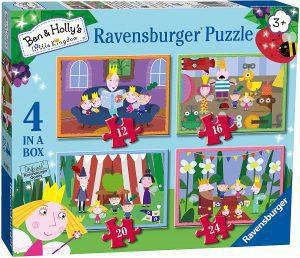 Los mejores puzzles de Ben y Holly - Ben & Holly - Puzzle progresivo de Ben y Holly
