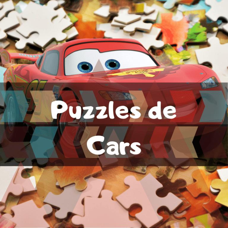 Los mejores puzzles de Cars