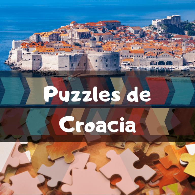 Los mejores puzzles de Croacia