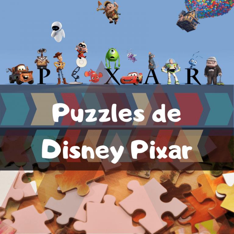 Los mejores puzzles de películas de Disney Pixar
